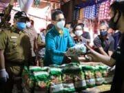 Mendag Sidak Pasar Anyar Tangerang