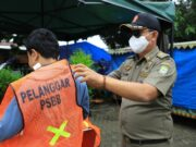 PSBB Kota Tangerang, Walikota: Edukasi Masyarakat Lewat Sanksi