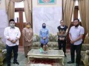 Bahas Bakti Sosial, Bapera Banten Gelar Silaturahmi Dengan Ketua Dewan Pertimbangan Bapera Banten Ibu Hj. Ratu Tatu Chasanah