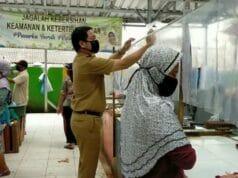 Begini Cara Cegah Penyebaran Covid-19 di Pasar-Pasar Tangerang