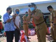 Gerak Cepat, 12. 451 Paket Sembako Didistribusikan di 16 Kelurahan Karawaci Kota Tangerang