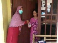 Relawan Benyamin-Pilar Konsisten Lakukan Gerakan Peduli Tetangga