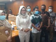 Diskominfo Kabupaten Tangerang Terima Kunker Komisi IV DPRD Kota Tangerang