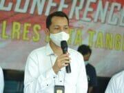 Polisi Gadungan Rampas Hp Diringkus Jajaran Polresta Tangerang