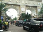 Penembakan Bak Aksi Koboy Terjadi di Green Lake City Tangerang