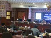 Rapat Paripurna DPRD, Ini Jawaban Wali Kota Terkait Tiga Raperda Kota Tangerang