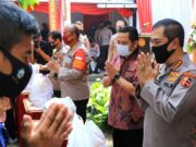HUT Bhayangkara Ke- 74, Wali Kota Tangerang Apresiasi Bakti Sosial dan Bakti Kesehatan Baharkam Polri