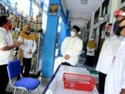 PPDB Online Tingkat SMP kota Tangerang Dibuka, Wali Kota Tinjau SMPN 2
