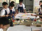 Sinarmas World Academy Kembali Menyelenggarakan Acara Charity