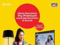 Viu dan Indosat Ooredoo Menjalin Kerja Sama Strategis