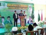 Galang Dukungan Pilkada, Pujiyanto Ajak Masyarakat Bersatu Untuk Pandeglang Berkah