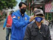 PSBB Tangerang Raya Terus Diperpanjang, Ini Kata KNPI Kota Tangerang