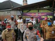 Polresta Tangerang Siap Bantu Pemda Dalam Perpanjangan PSBB