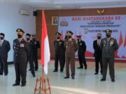 Polres Metro Tangerang Kota Gelar HUT Bhayangkara Ke-74 Secara Virtual