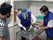 Pecinta Hewan Peliharaan, Klinik Hewan DKP Kota Tangerang Beri Layanan Gratis
