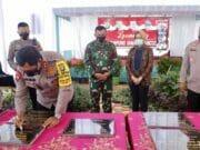 Jadi Percontohan Nasional, Kampung Jawara Tangsel Dilaunching Kapolri