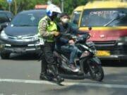 Patuhi Aturan Lalulintas, Pelanggar Kasat Mata Akan Ditilang Secara Mobile