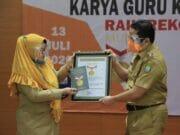 Raih Rekor MURI, Video Pembelajaran Guru Hebat Ada di Aplikasi Tangerang LIVE