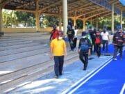 Kondisi Stadion Benteng dan Alun - Alun Kota Tangerang Saat Ini