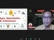 Seminar Virtual Universitas Islam Syekh Yusuf (UNIS) Tentang Mahasiswa Millennials