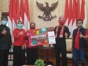 Telkomsel Dukung 100.000 Paket Data Gratis untuk PPJ di Bogor