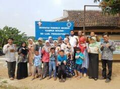 Tekad Majukan Pendidikan Anak Di Banten, Saung Inggris Kanguru Jalin Kerjasama Dengan Kampus UPI Serang