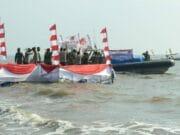 Dari Pantai Tanjung Pasir, Altar 89 Distribusikan 12 Ribu Sembako ke 6 Wilayah Pesisir