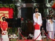 Peringati HUT RI ke-75, Walikota Tangsel Ajak Warga Optimis Hadapi Covid-19