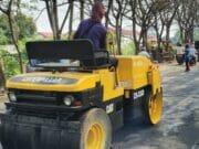 Dinas PUPR Kota Tangerang Mulai Lakukan Perbaikan di 33 Ruas Jalan Rusak
