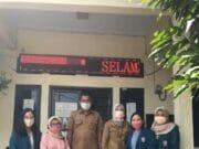 Mahasiswa Undip Luncurkan Akun Resmi Kelurahan Ciwedus