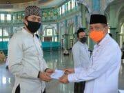 BAZNAS Banten Kembali Salurkan Bantuan Bagi Marbot di Kota Tangerang