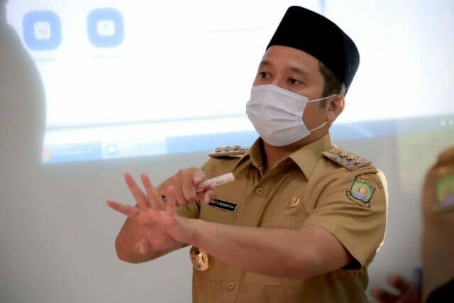 Wali Kota Tangerang Persilahkan UMKM Promo Gratis Melalui Medsos Pribadinya