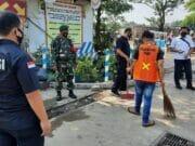 Operasi Yustisi Gabungan, Pelanggar Prokes di Kota Tangerang Disanksi