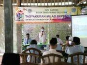Milad BKPRMI, Walikota Tangsel : 43 Bukan Lagi Usia Yang Muda