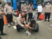 Tidak Tahu Tujuan Aksi Demo Omnibus Law, 117 Pelajar diamankan Polisi