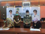 Siap Disalurkan, Wagub Banten: Jamsosratu Bantu Penuhi Kebutuhan Pokok Warga Terdampak Covid-19