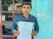 Diberhentikan Secara Tidak Hormat, Kades Terpilih Desa Cisereh Kabupaten Tangerang Tuntut Keadilan