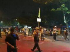 Lagi ! Dua Kelompok Massa Pemuda Bentrok di Celedug