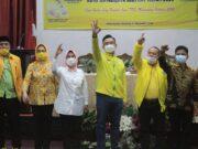 Golkar se-Tangerang Raya Lakukan Konsolidasi, Target Menang di Tangsel
