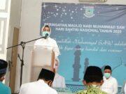 Airin Hadiri Perayaan Maulid Nabi Muhammad SAW 1442 H