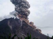 Kondisi Gunung Sinabung Saat Ini