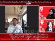 Ormas Amerika Bersatu (AB1) Adakan Silaturahmi Bersama Sandiaga Salahuddin Uno