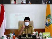 Wali Kota Tangerang Harapkan Inovasi PJJ melalui White Board Animation