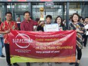 Siswa Sinarmas World Academy Membawa Banten Maju Ke Kompetisi Sains Nasional