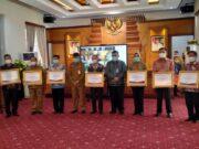 Gubernur Banten Raih Penghargaan Peduli HAM 2020