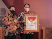 Banten Raih Anugerah Provinsi Terinovatif IGA 2020 Kemendagri