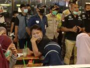 Operasi Pemburu Covid-19 Sasar Tempat Hiburan dan Kafe di Kota Tangerang