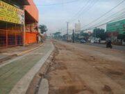 Tingkatkan Infrastuktur Wilayah, Pemkot Tangsel Lakukan Pelebaran dan Perbaikan Jalan