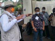 Monitoring Pilkada Tangsel 2020, Gubernur Ingatkan Protokol Kesehatan