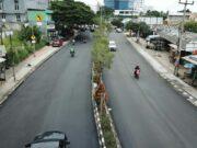 DPU Tangsel Pastikan Kontraktor Perbaiki Kerusakan Jalan Ciater